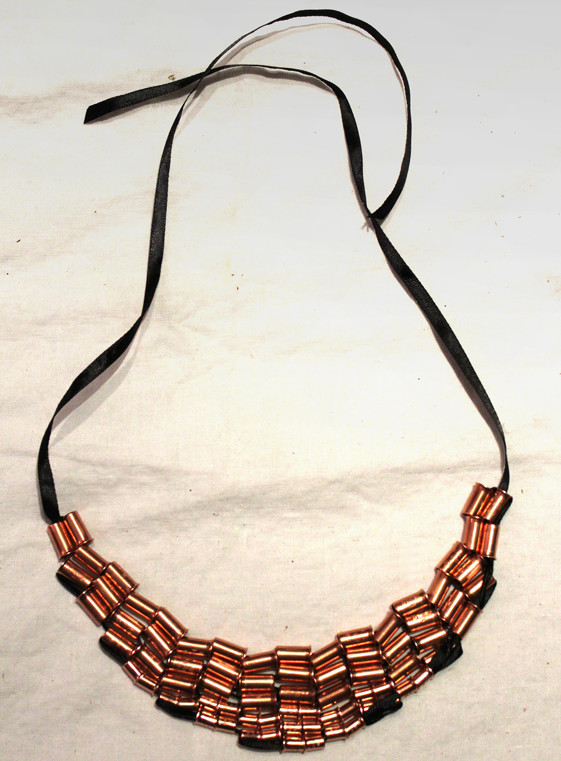 Hardware Store Rose Gold Necklace
