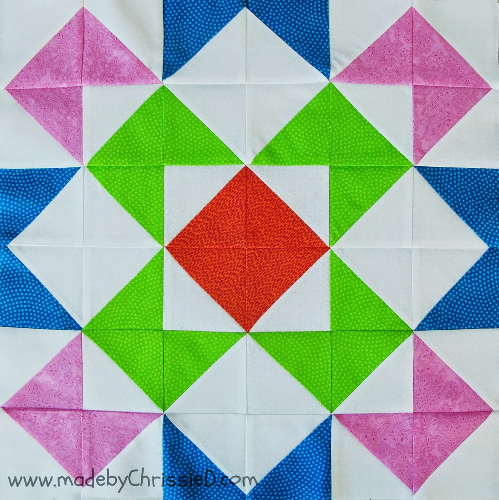 Exploding X Hst Block Favequilts Com