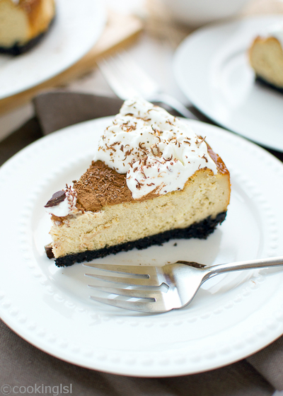 Dreamy Tiramisu Cheesecake