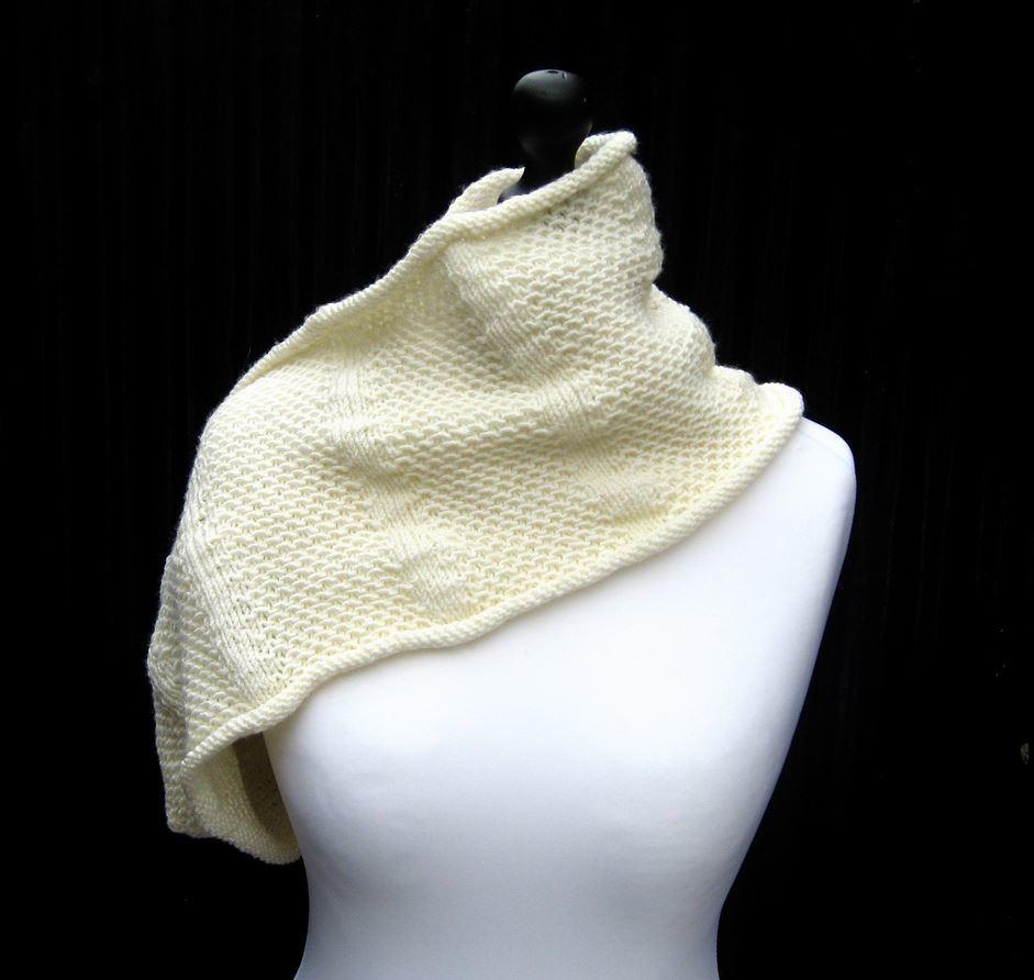 elegant waves infinity scarf allfreeknitting com