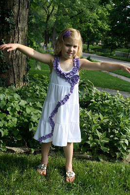 Refashioned Dress