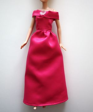 Barbie Ball Gown Allfreesewing Com