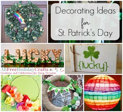 Decorating Ideas for St Patricks Day