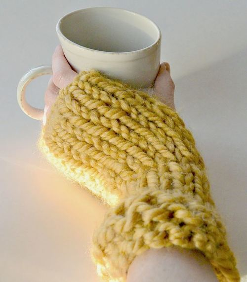 Teens Favorite Fingerless Gloves