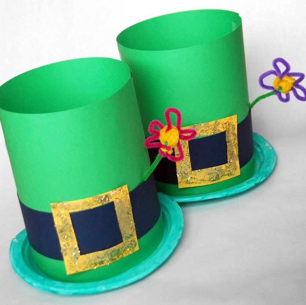 St Patricks Day Crafts: AllFreeKidsCrafts.com