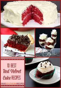 10 Best Red Velvet Cake Recipes: Easy Southern Recipes for Dessert