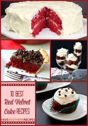 Best Red Velvet Cake Recipes
