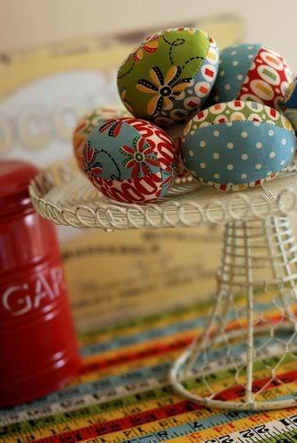 Fabric Easter Egg Tutorial Allfreesewing Com