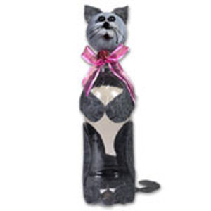 Cat Bottle Bank Water Bottle Craft