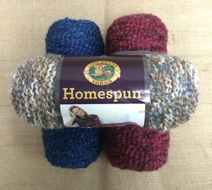 Lion brand Homespun
