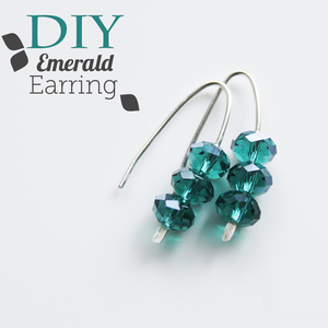 Enchanting Emerald Earrings
