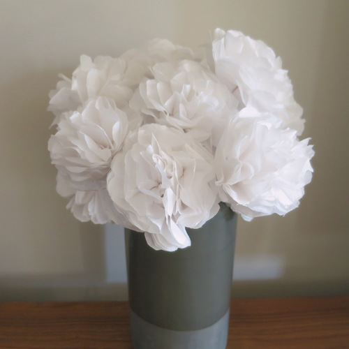 Simply Gorgeous Paper Posies