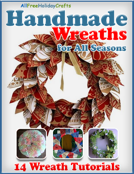 Handmade Wreaths for All Seasons eBook