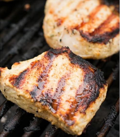 The Greatest Grilled Pork Chops