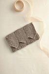 crochet bridesmaid purse