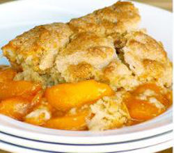 Best-Ever Southern Peach Cobbler