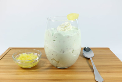 Easy Creamy Watergate Salad