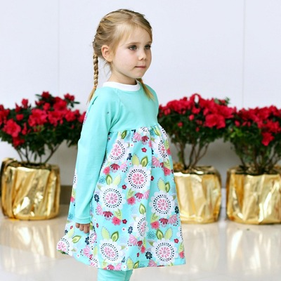 Raglan Free Dress Pattern