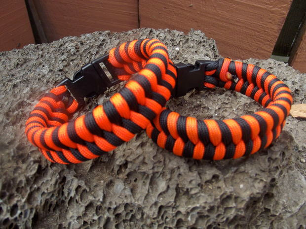Paracord Fishtail Bracelet Allfreejewelrymaking Com