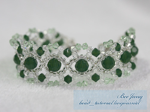 Irish Crystals Bracelet