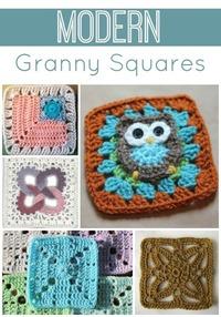 Modern Granny Squares