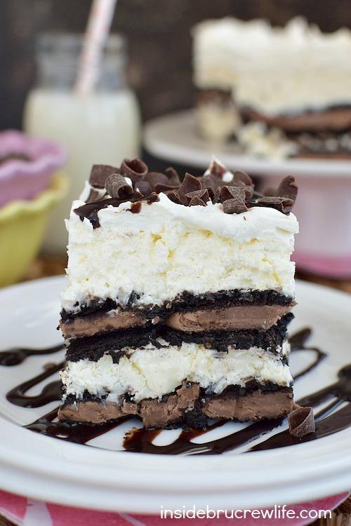 Coconut Oreo Icebox Cake Thebestdessertrecipes Com