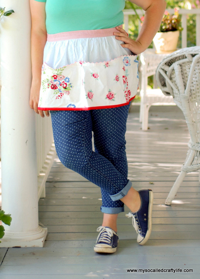 Vintage Free Apron Patterns