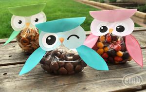 Free Printable Owl Treat Bags Allfreepapercrafts