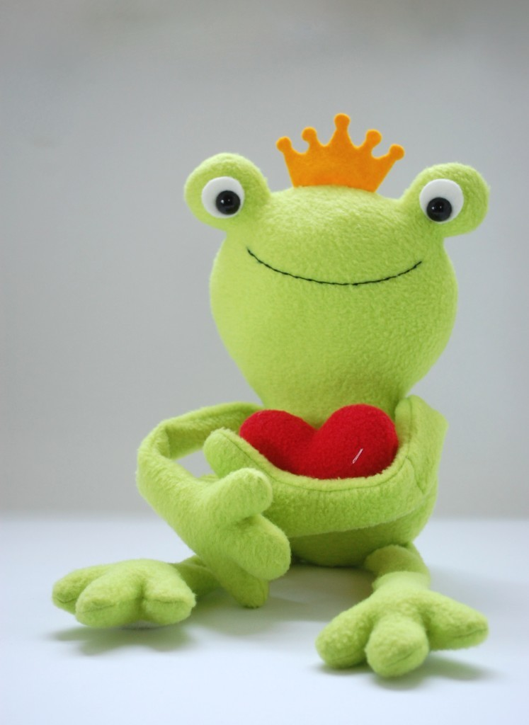 How To Make A Frog Prince Allfreesewing Com