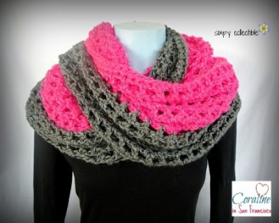 San Francisco Cowl Wrap