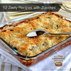 12 Zesty Casserole Recipes with Zucchini