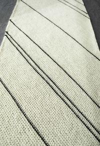 Diagonal Pinstripe Scarf 2