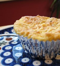 Miniature Corn Pudding Casseroles
