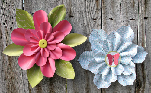 Lovely Little Paper Flowers