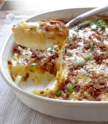 Twice Baked Potatoes Casserole