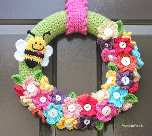 Super Springy Wreath