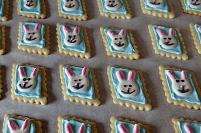 Easter Bunny Cookie Recipe