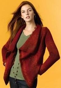 Classic Drape Sweater