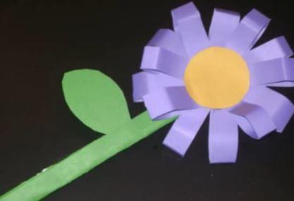 How To Make A 3d Flower For Kids Favecrafts Com