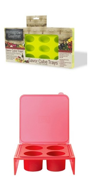 Architec Homegrown Gourmet Savor Cube Trays