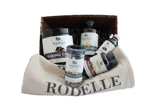 Rodelle Vanilla and Chocolate Products