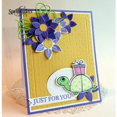 Cute Turtle Gift Card Holder