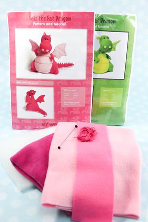 yoki the fat dragon kit