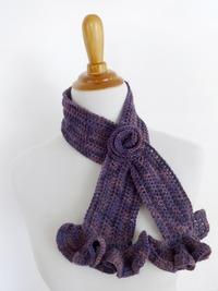vintage blossom scarf
