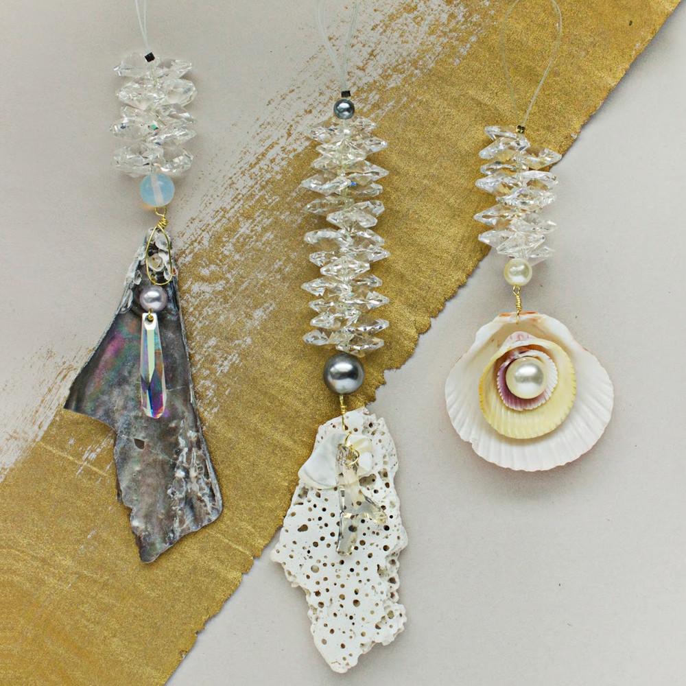 Mermaid Trinket Dangle Diy Pendants Allfreejewelrymaking Com