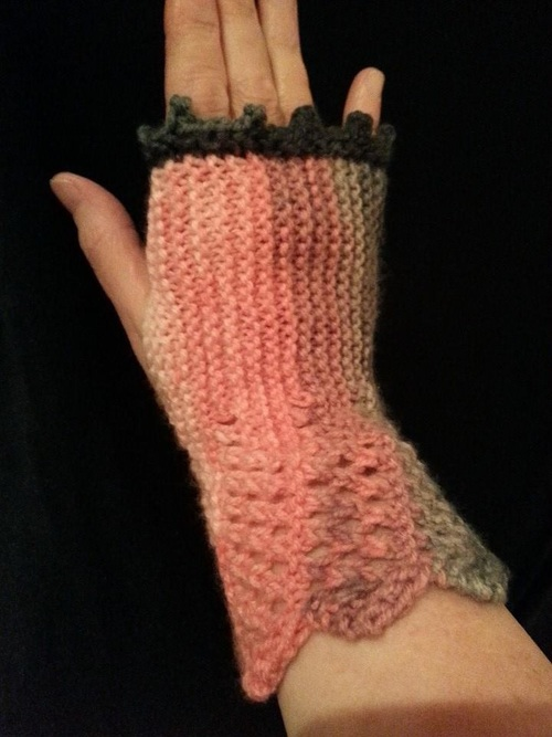 Game of Thrones Fingerless Gloves