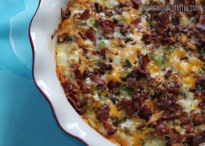 Potato and Bacon Breakfast Casserole