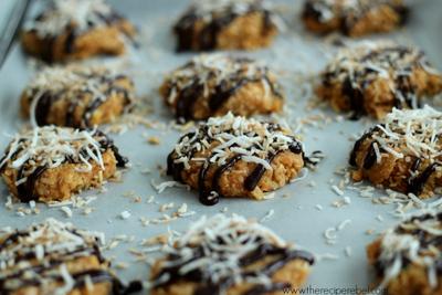 Samoa No Bake Cookies