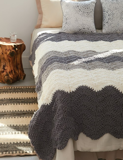 Easy Everyday Crochet Blanket