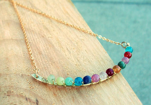 Perched Harmonies Necklace